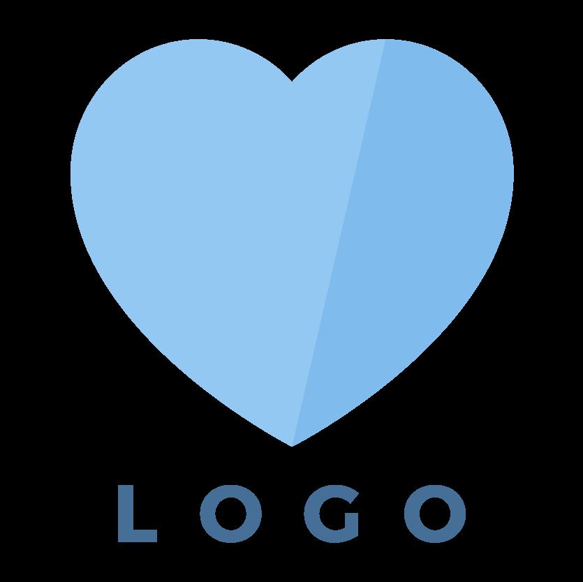 Brand Design icon - Logo bright blue - MintSwift