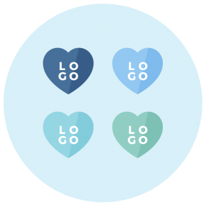 Step 5 - Alternative Logos + Submarks Design - Brand & Website Design Package Process - MintSwift