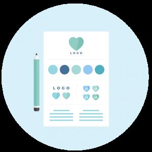 Step 7 - Brand Board Design - Brand & Website Design Package Process - MintSwift
