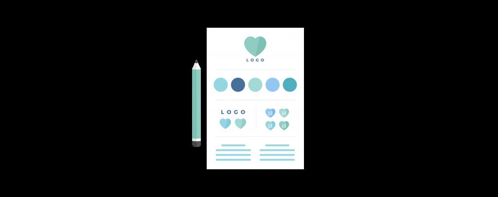 Brand board Design - Brand & Website Design Package - Process & Deliverables.- MintSwift
