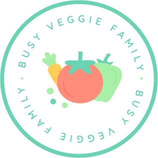 Busy Veggie Family - Submark - MintSwift