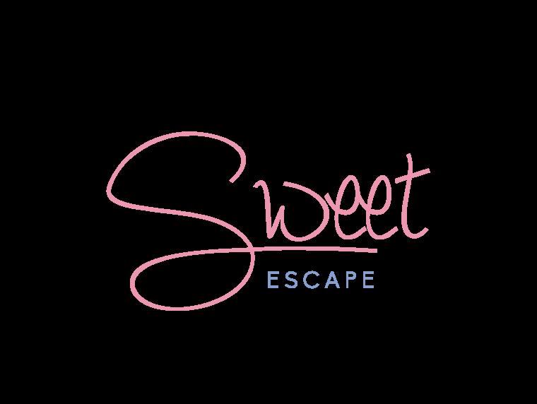 Sweet Escape – Premade Logo & Premade Branding – MintSwift Shop