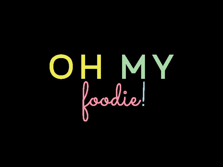 Oh My Foodie! – Brand & Website Design -MintSwift