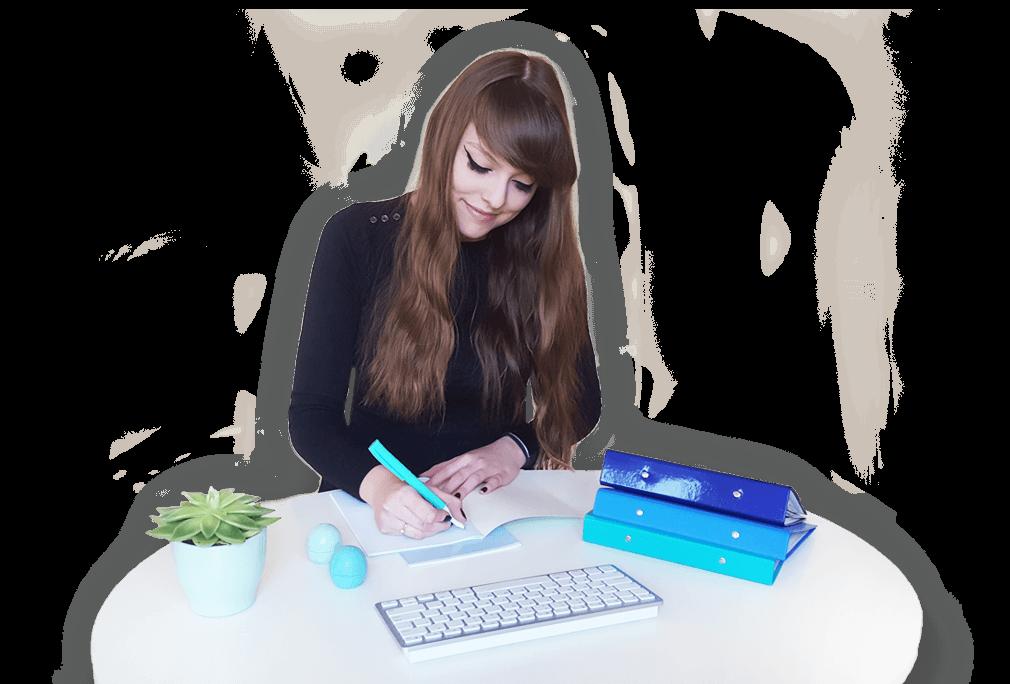 Adrianna Leszczynska - Services - Work with me image - MintSwift