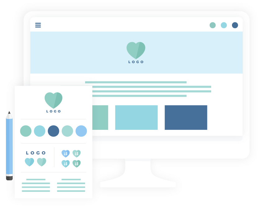 Brand & Web Design packages for creative entrepreneurs & small business owners - MintSwift