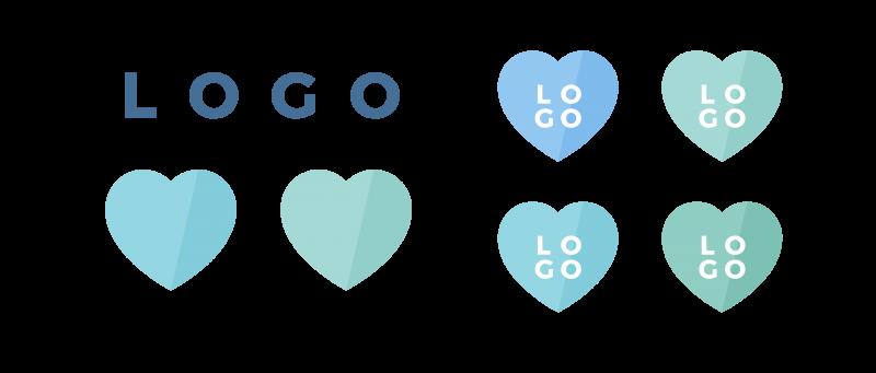 Alternative Logos + Submarks Design - Brand Design Package - Design Process & Design Deliverables.- MintSwift